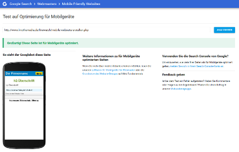 google-optimierung-mobile-friendly